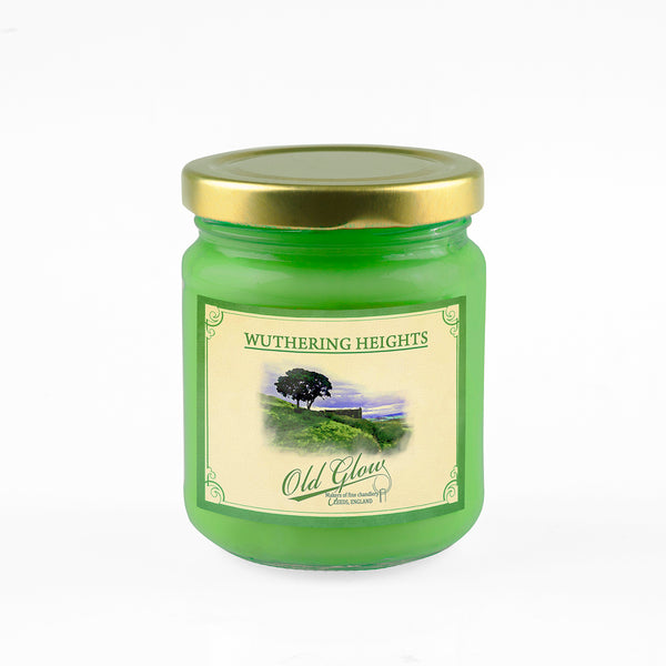 Wuthering Heights Candle Jar