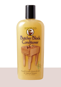 Butcher Block Conditioner, 2 oz Bottle
