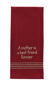 A Mother Is Dishtowel