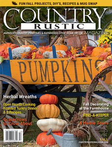 Country Rustic Magazine Fall 2020 Issue