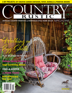Country Rustic Magazine Spring 2020