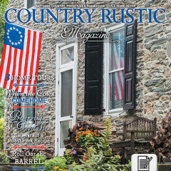 Country Rustic Magazine Summer 2018