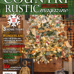 Country Rustic Winter 2018