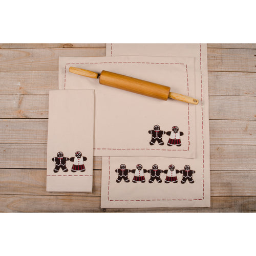 HC By Raghu Gingerbread Buttermilk Placemat