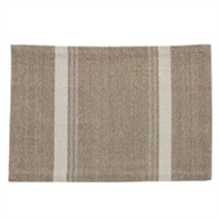 "Marshal Stripe Placemat 13"" x 19"""