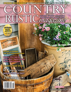Country Rustic Magazine Spring 2019
