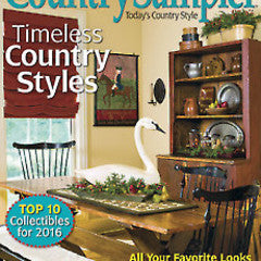 Country Sampler, January 2016
