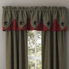 Point Valance, Hearth & Home