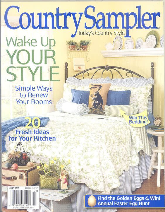 Country Sampler March 2014