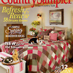 Country Sampler Magazine, March 2017