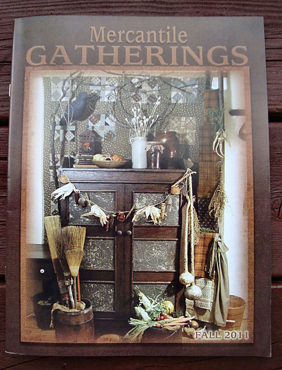 Mercantile Gatherings Fall 2011