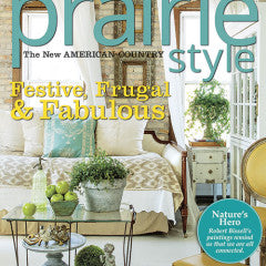 Country Sampler Prairie Style Winter 2015