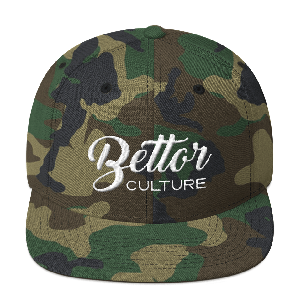 Baseball Bettor Cap