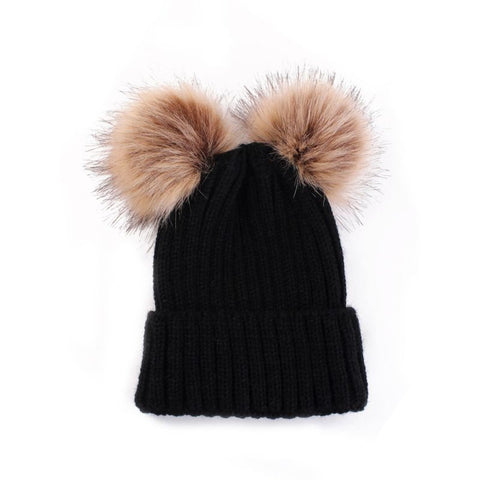 CC's Double Pom Beanie - Friends Market