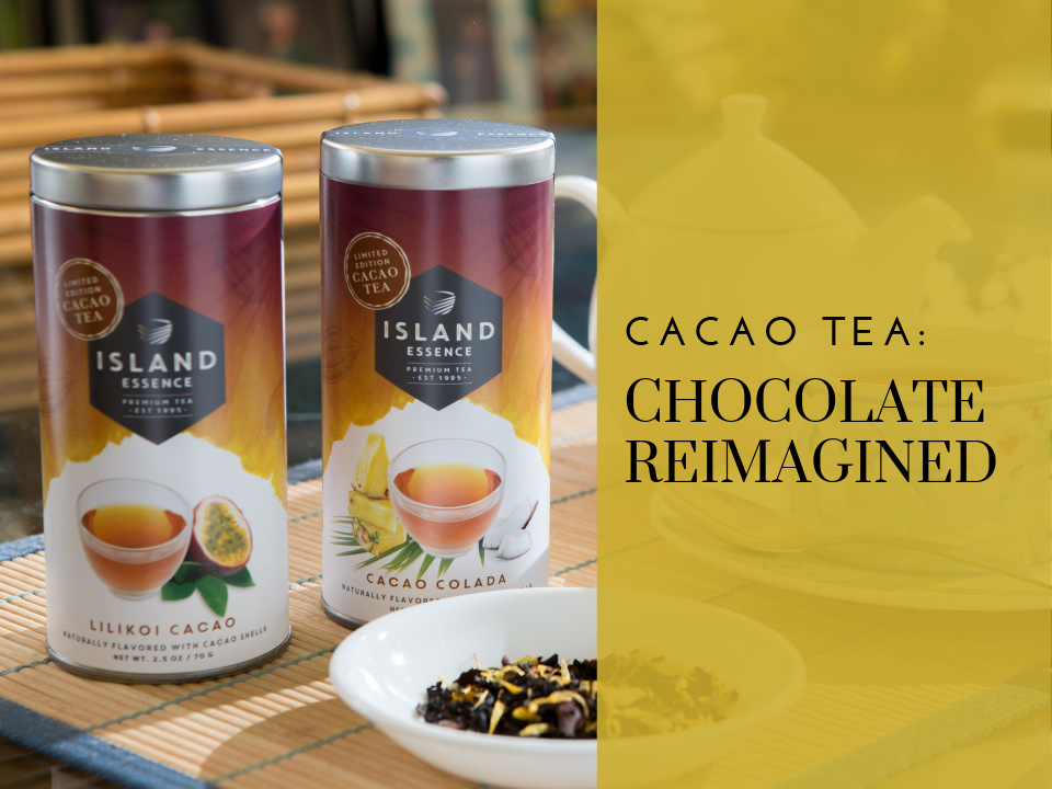 Limited Edition Cacao Tea A Must Try!