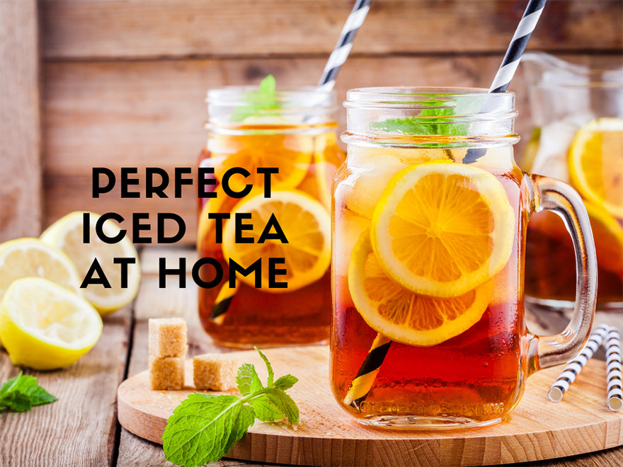 How To Make Iced Tea Simple