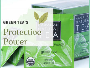 Green Tea's Protective Power