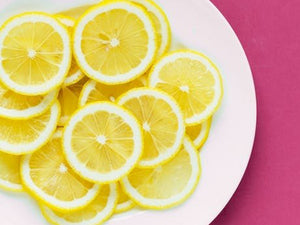 Lemons: When You Thought Green Tea Couldn't Get Any Stronger