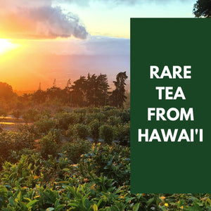Haleakala | Rare Tea From Hawaii