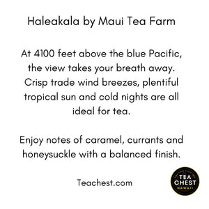 Ekolu | 3 Rare Tea from Hawaii
