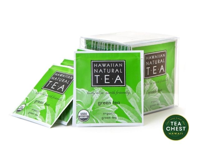 Organic Green Tea | 15 Count Cube
