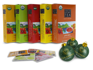 8 Count Bundles [3 x 8 Tea Bags] - Tea Chest Hawaii