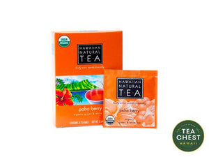 Poha Berry Tea Bags - Tea Chest Hawaii
