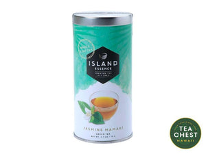 Jasmine Mamaki Green Tea - Tea Chest Hawaii