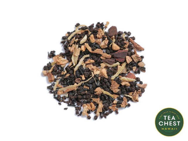 Loose MW Coconut Chai Premium Tea by teachest.com
