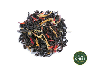 Loose Passionfruit Paradise Premium Tea by teachest.com