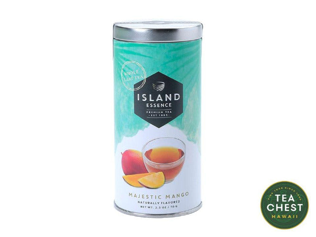 Majestic Mango - Tea Chest Hawaii