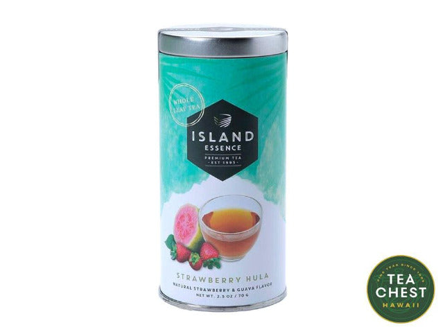 Strawberry Hula Premium Tea by teachest.com