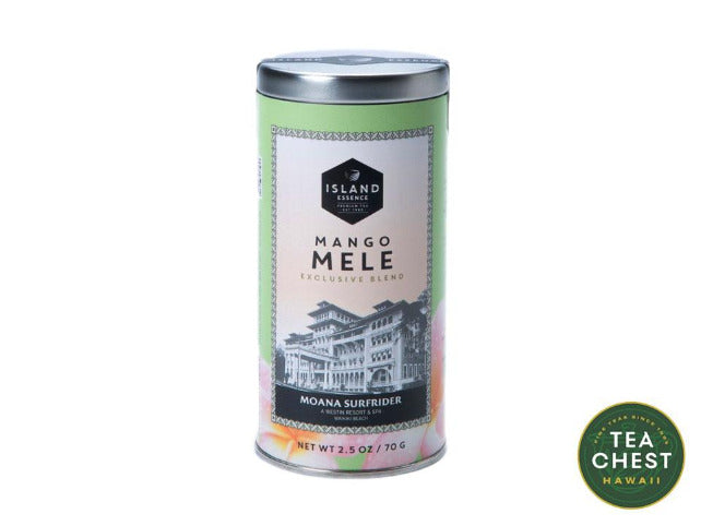 Mango Mele Loose Tea - Moana Surfrider Collection from teachest.com