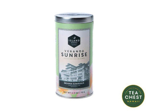 Veranda Sunrise - Tea Chest Hawaii