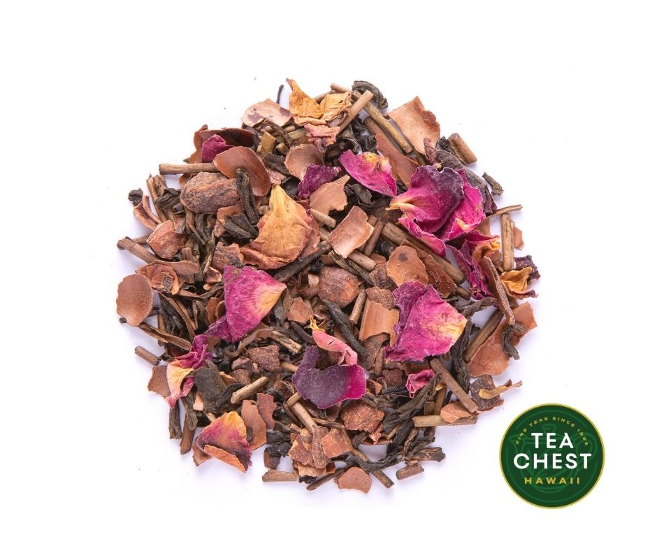 Roselani | Chocolate Rose Tea