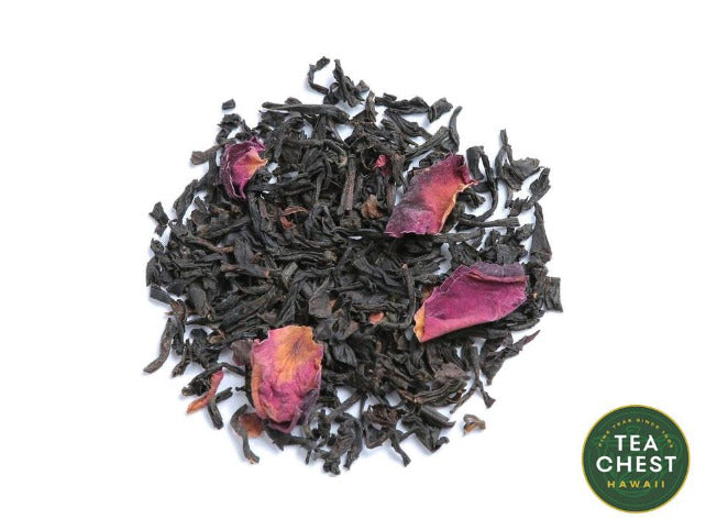 Champagne Rose Tea from teachest.com