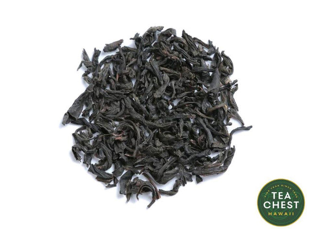 Lapsong Souchong Tea from teachest.com