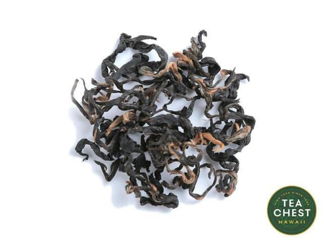 Premium A'a Loose Black Tea from teachest.com