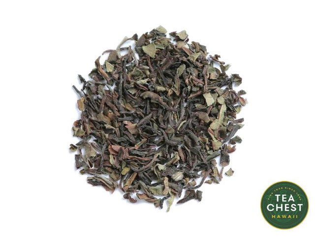 Darjeeling First Flush Loose Black Tea from teachest.com