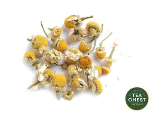 Chamomile Loose Tea from teachest.com