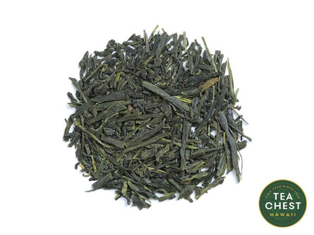 Japanese Sencha Green Tea - Tea Chest Hawaii