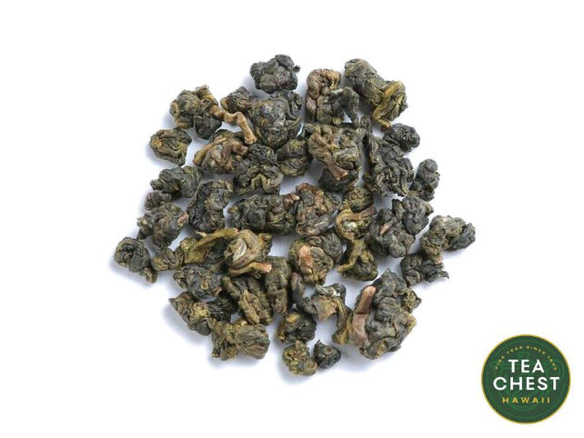High Mountain Oolong Loose Tea from teachest.com