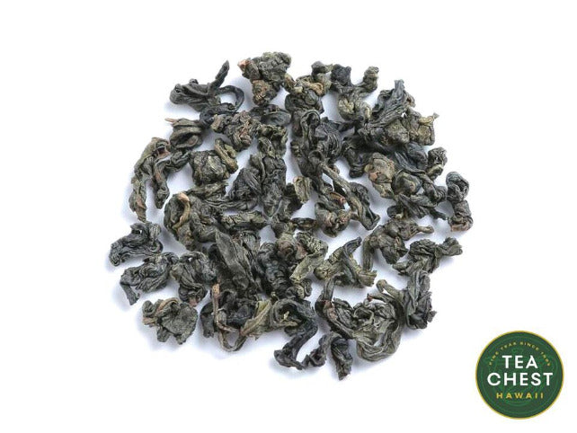 Jade Oolong Tea from TeaChest.com