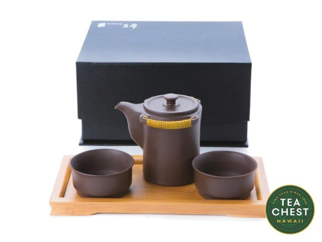 Full Tea For Two Set with Tray from TeaChest.com
