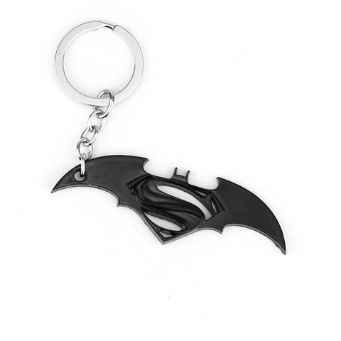 Batman vs Superman: Black Keychain