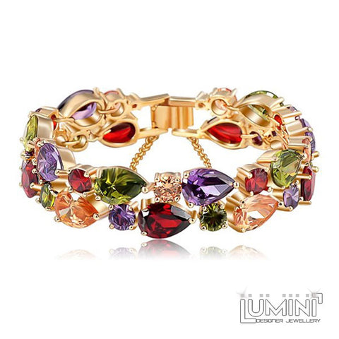 Lumini Brilliant Highlights Bracelet: Vines