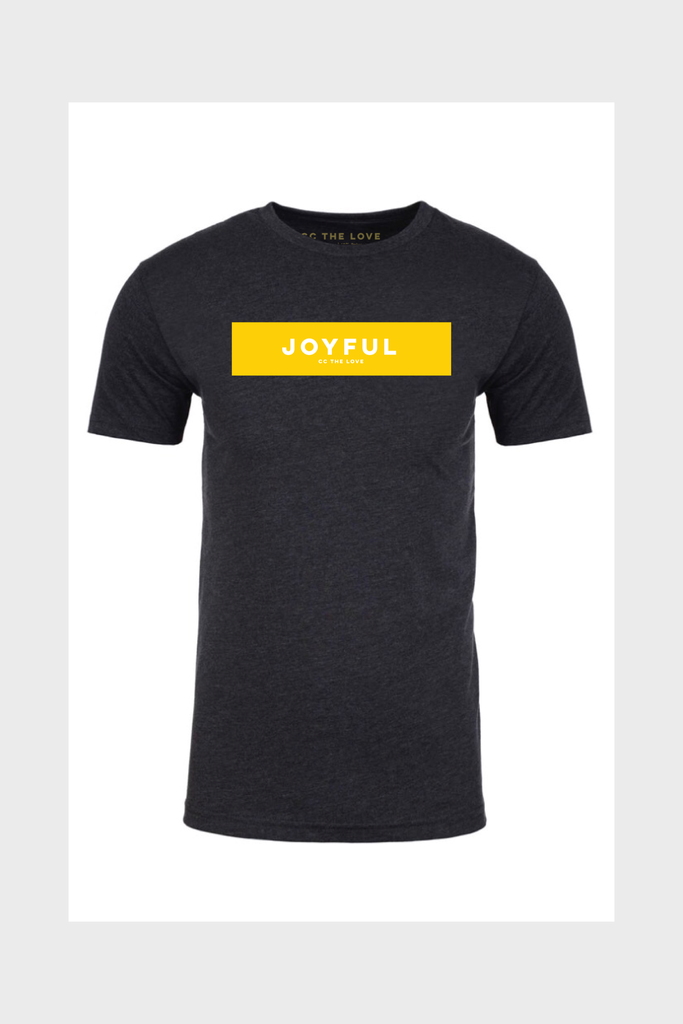 cc the love joyful tee