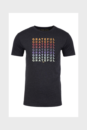 t-shirts that say grateful