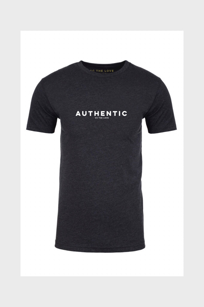 authentic t-shirt