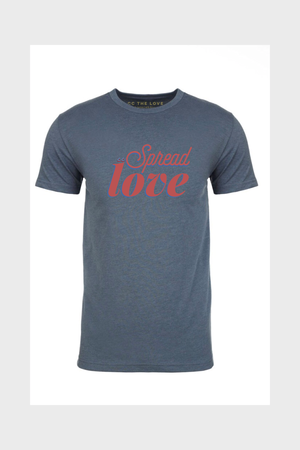 t shirts that say spread love